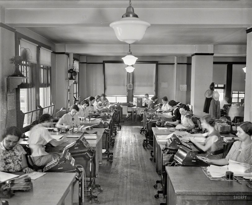 Tabulatrices: 1935