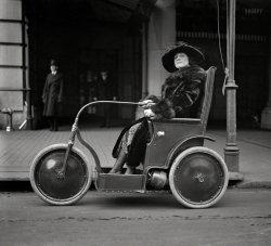 Arriviste: 1922