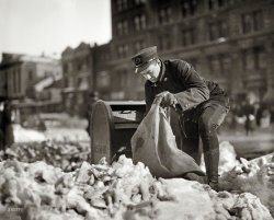 Frosty the Mailman: 1922