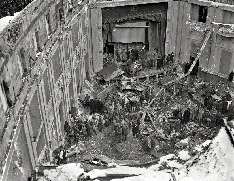 Knickerbocker Disaster: 1922