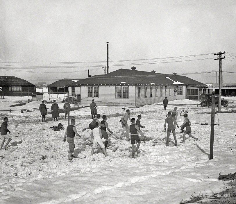 Polar Volleyball: 1922