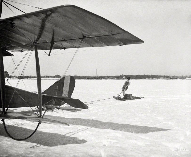 Snow Bird: 1922