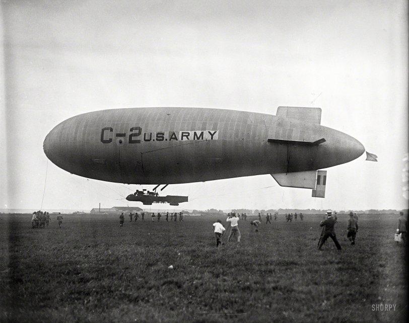 Army Airship: 1922