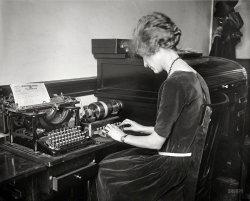 Electric Code Machine: 1923