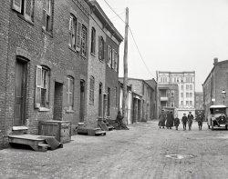 Blagden Alley: 1923