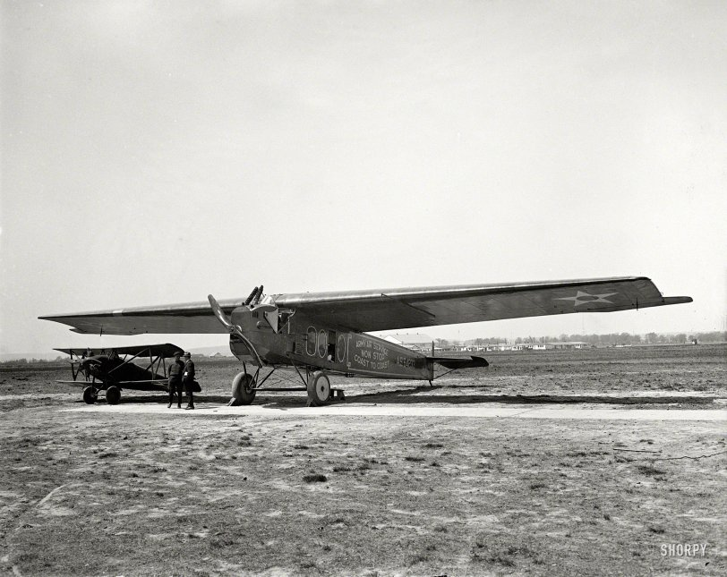 The Big Fokker: 1923