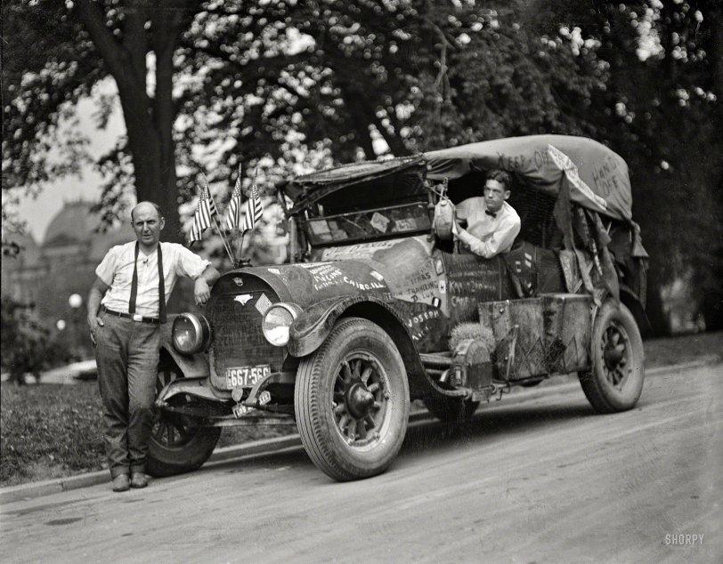 Hobo King: 1924
