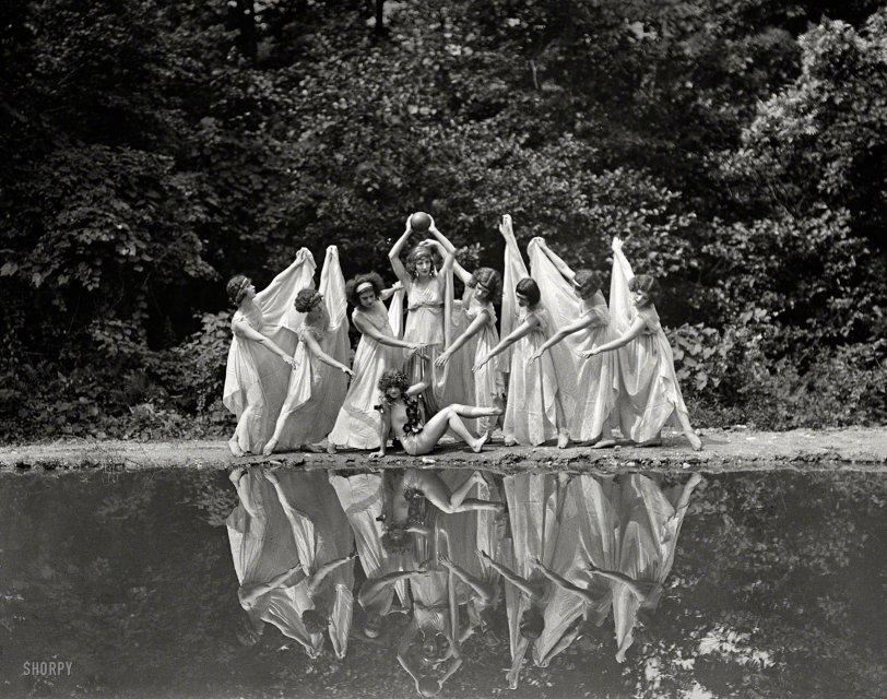 Swan Lake: 1924