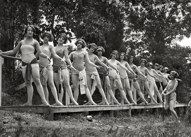 Babes in the Woods: 1924