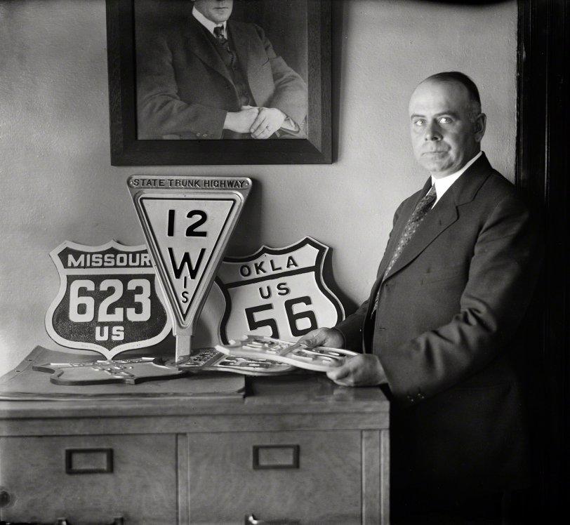 Routes: 1925
