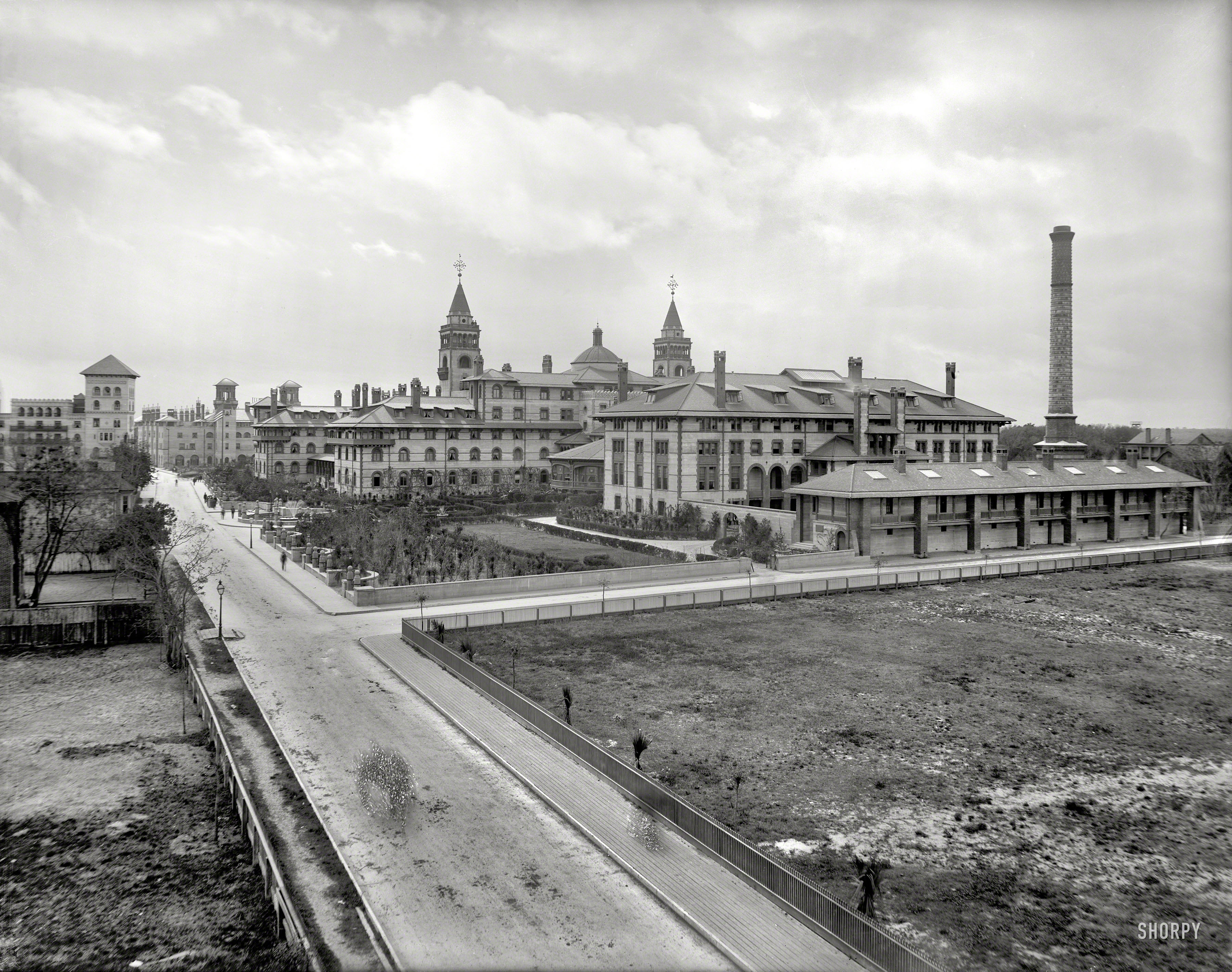 Shorpy Historic Picture Archive Vacation Spots 1890s
