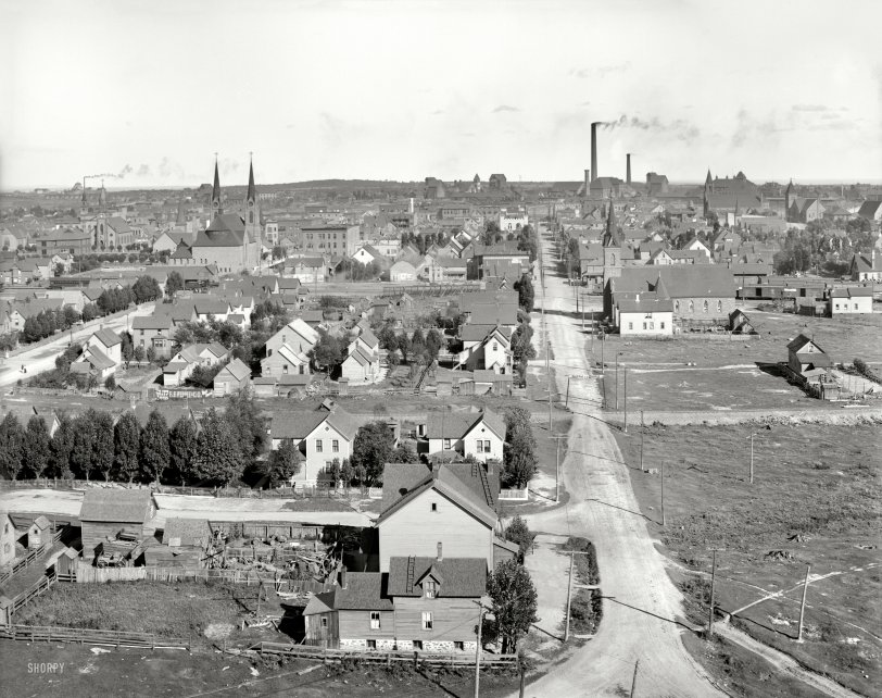 Calumet Continued: 1905