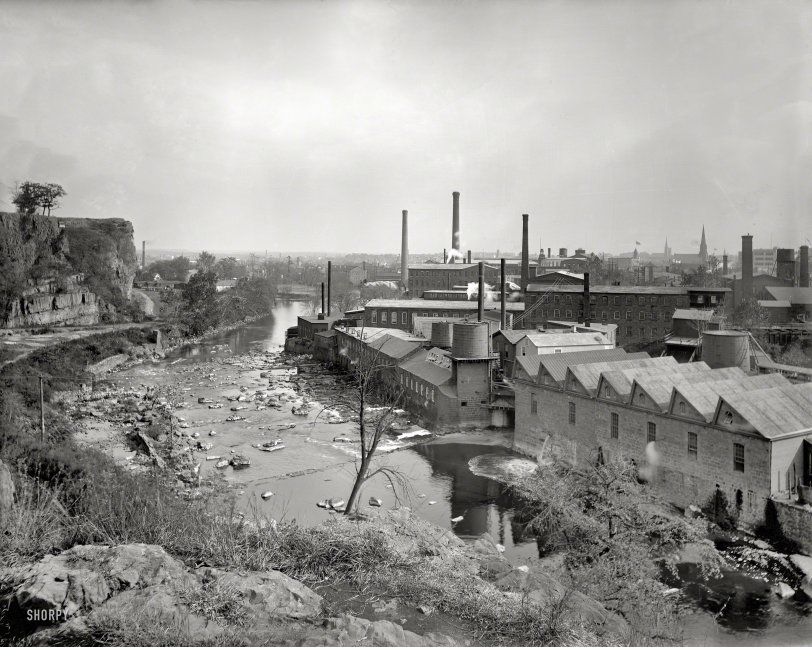 Paterson Panorama: 1901