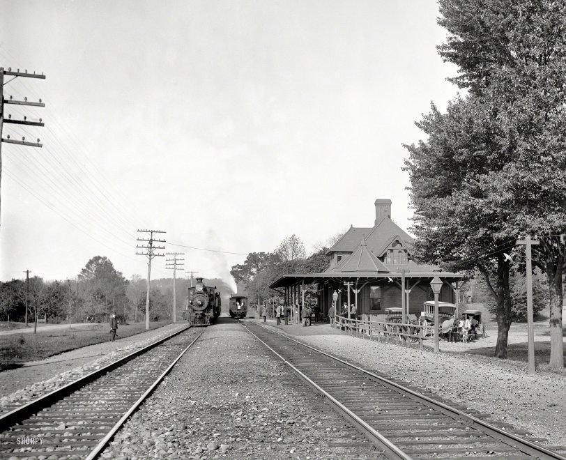 Short Hills: 1901