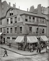 Old Corner Bookstore: 1900