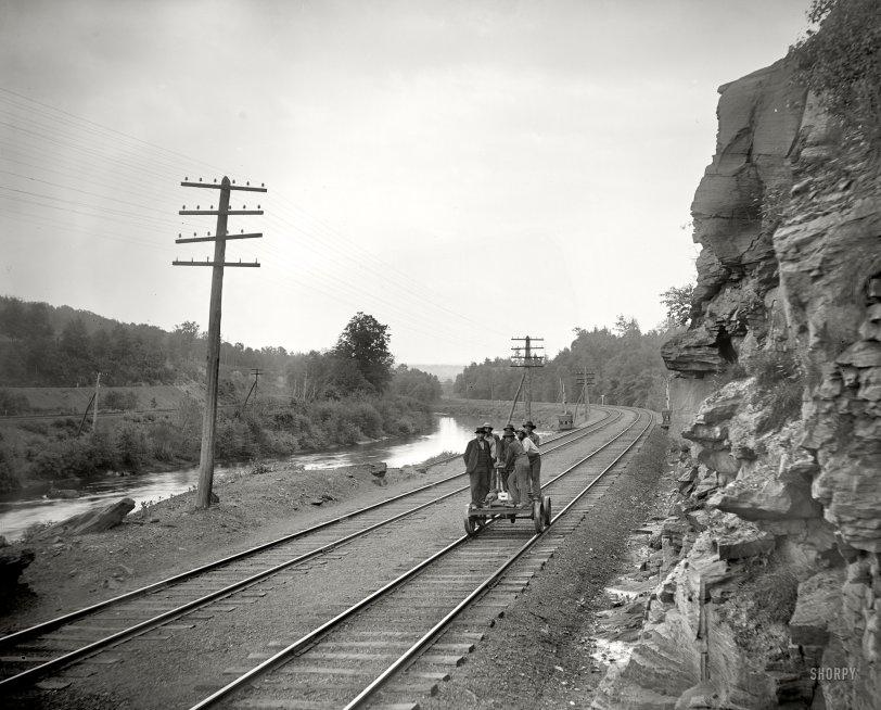 Riding the Rails: 1901