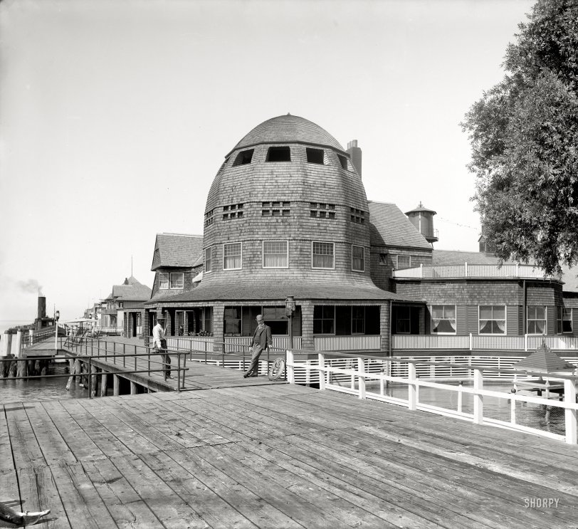 The Old Club: 1904