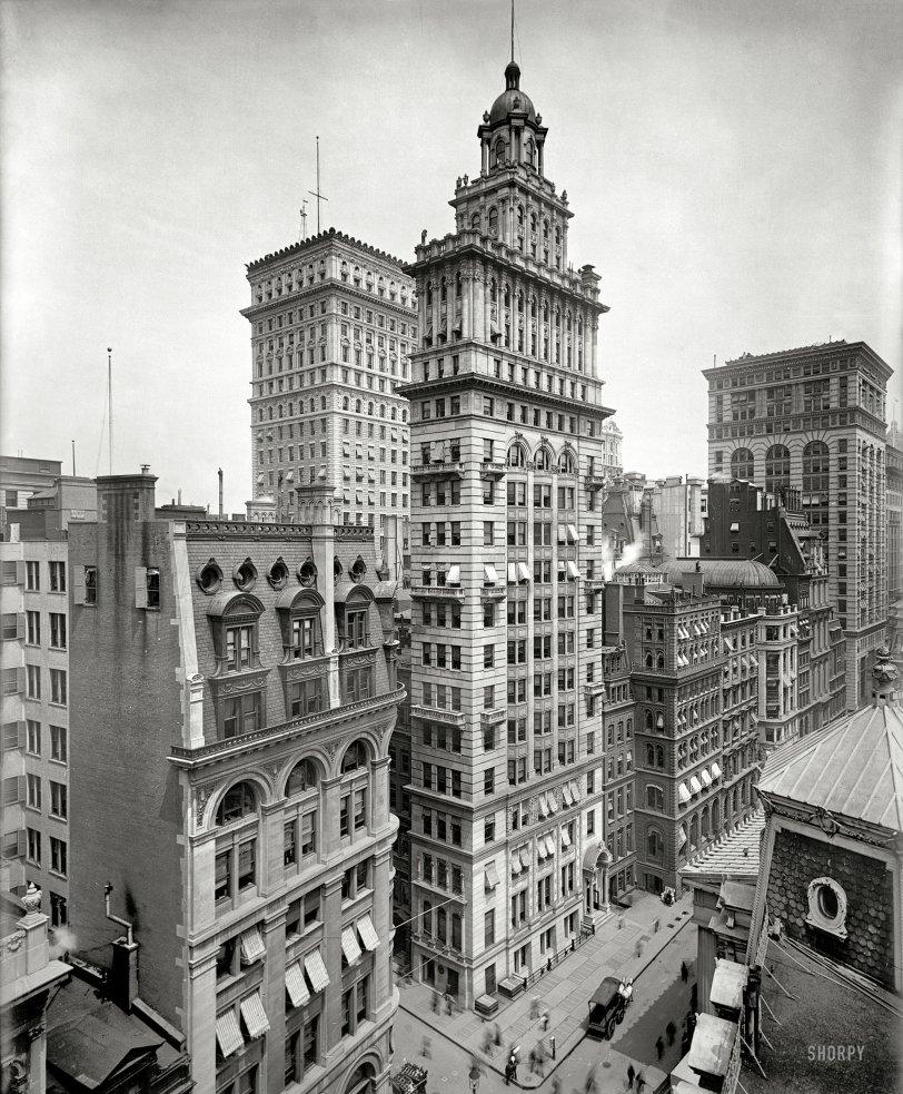 Gillender Building: 1900