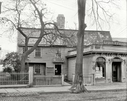 Ye Old Witch House: 1901