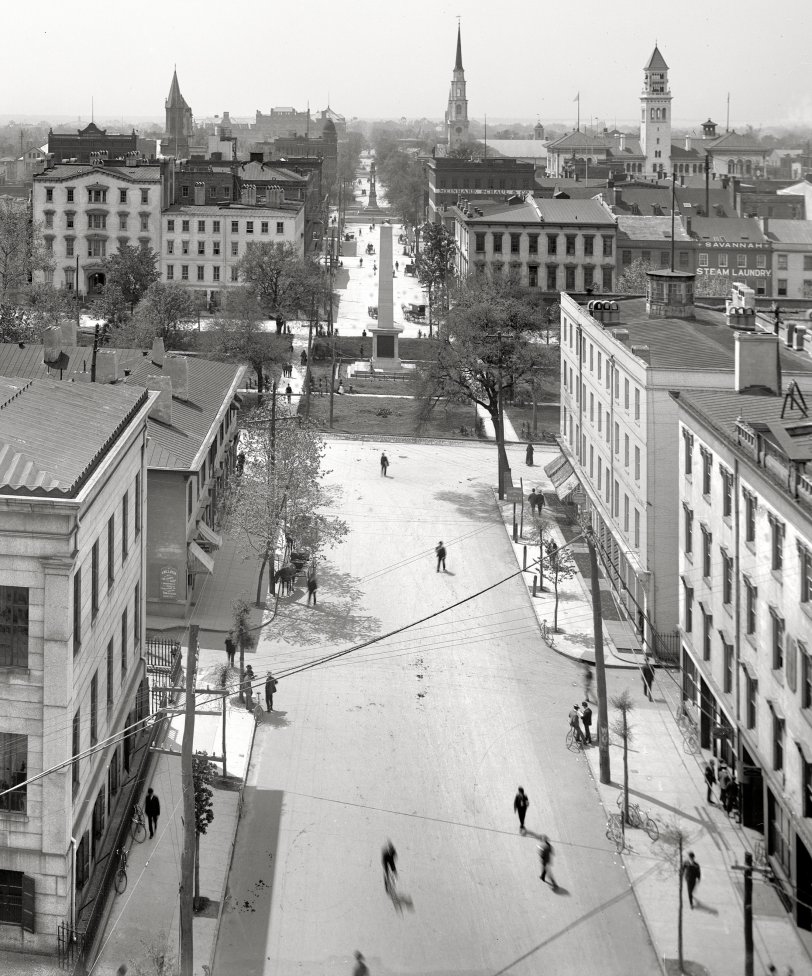 Bull Street: 1901