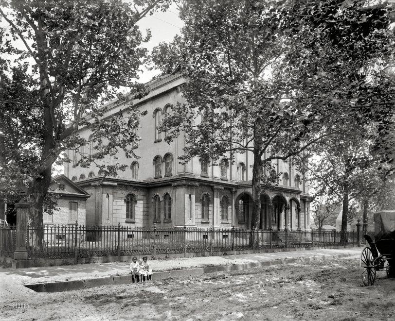 Pre-Med: 1901