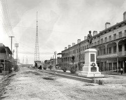 Duncan Place: 1901