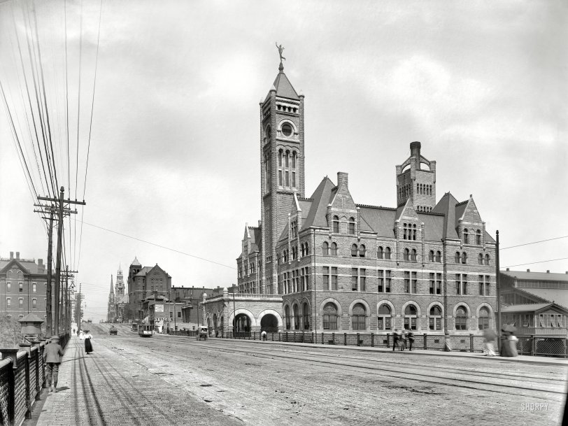 Nashville: 1900