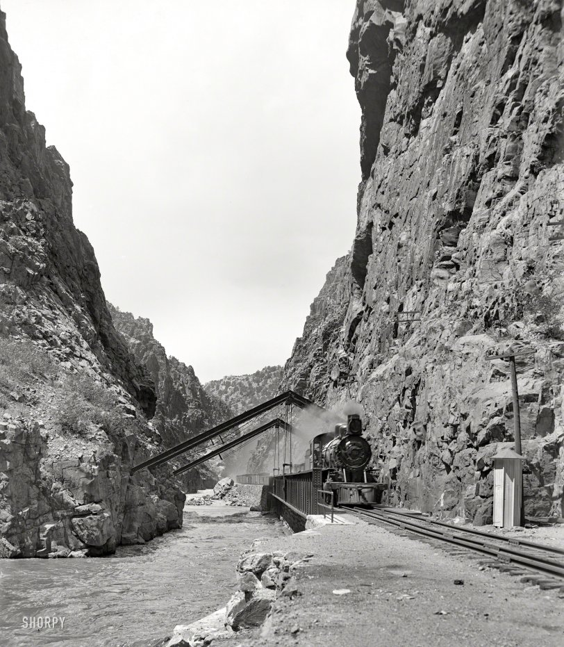 Royal Gorge: 1900