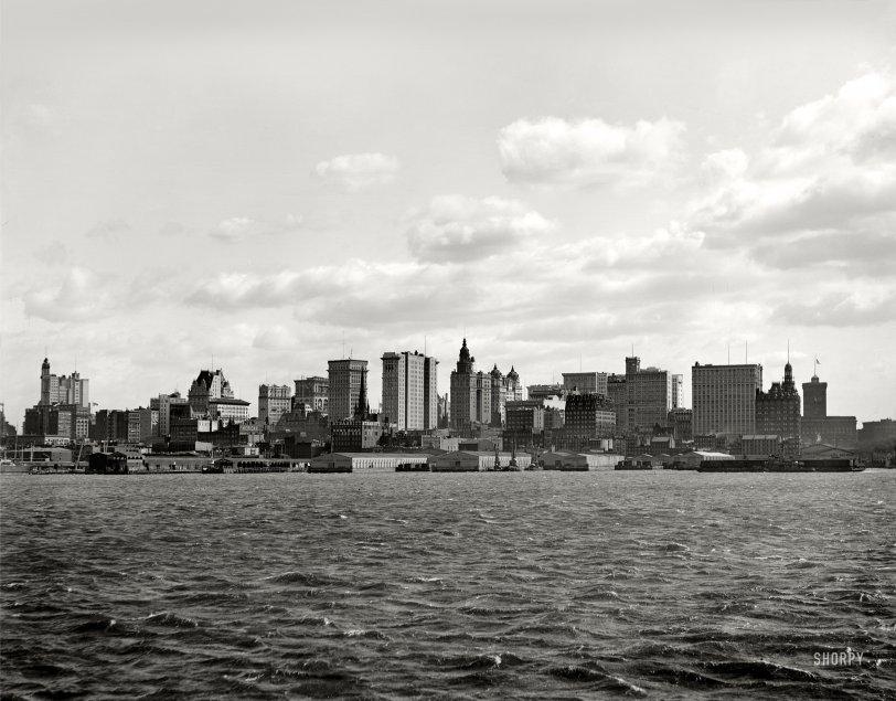 Skyline: 1901