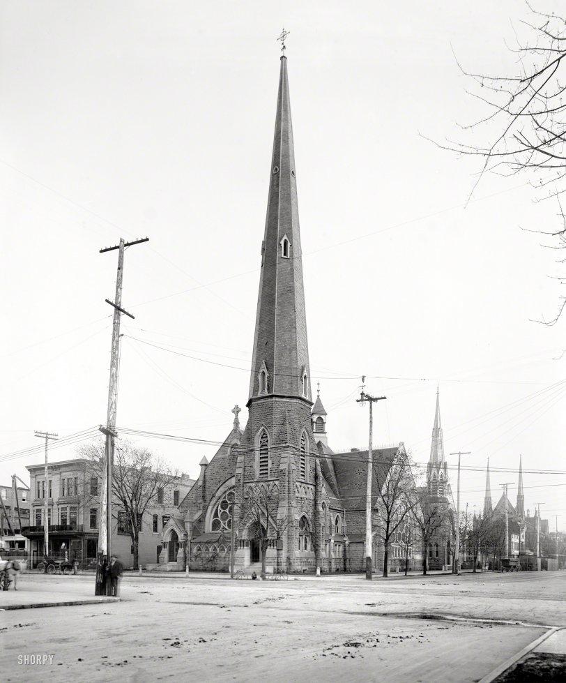 Third Street Presbyterian: 1902