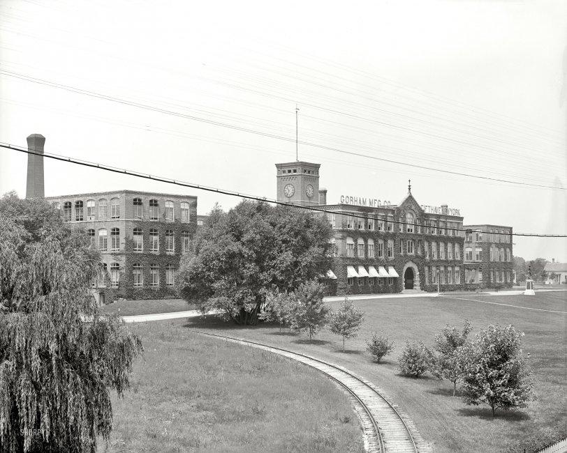 Gorham Silversmiths: 1906