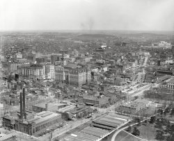 Aerial Washington: 1911