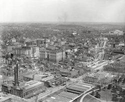 Aerial Washington: 1911