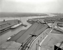 Savannah: 1905