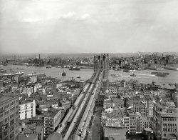 Brooklyn Bridge: 1903