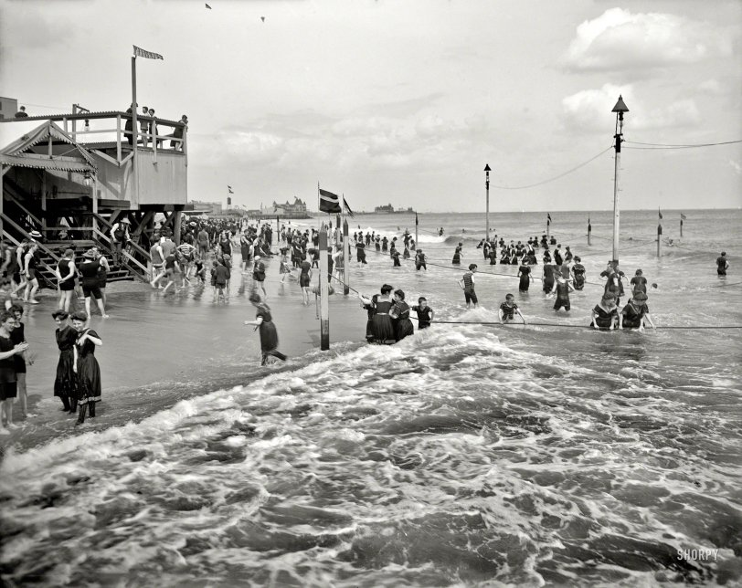 Coney Capers: 1905