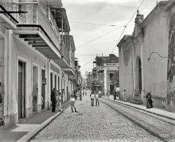 Calle de San Fran: 1906