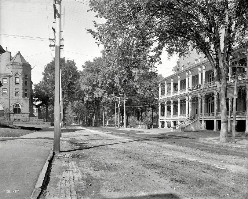 The Pavilion: 1904