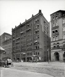 A Hidden Crime: 1904