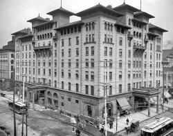 The Chittenden: 1904