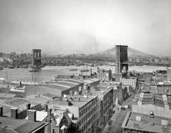 Brooklyn Bridge: 1904