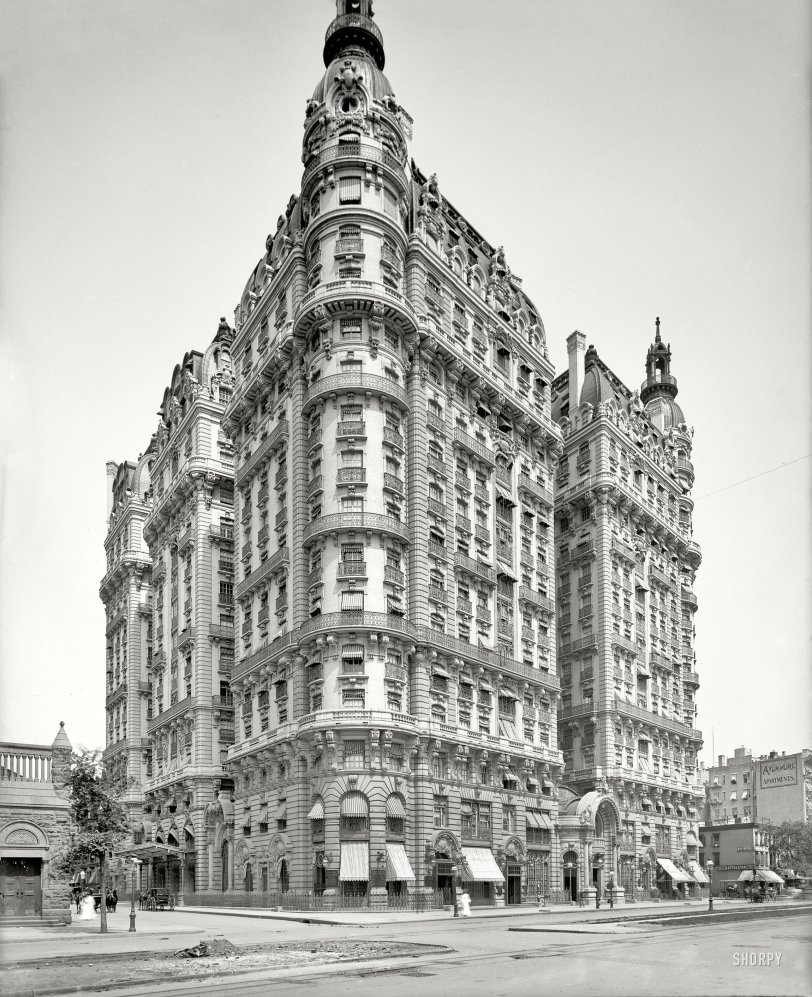 Fancy Digs: 1904