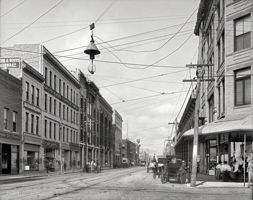 Bay Street: 1904
