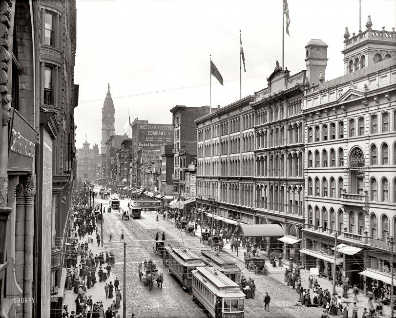 Market Street: 1904