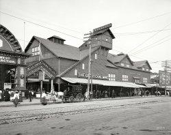 The Great Coal Mine: 1901