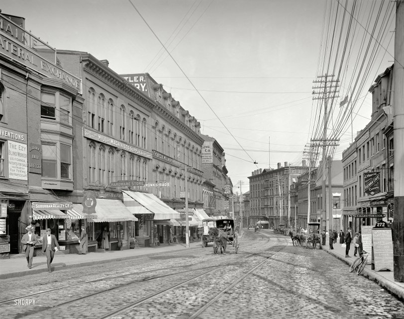 Middle Street: 1904