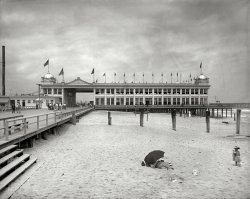 The Bathing Office: 1905