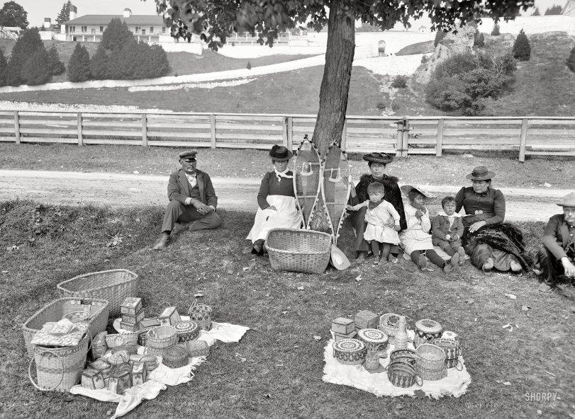 Native Handicrafts: 1905