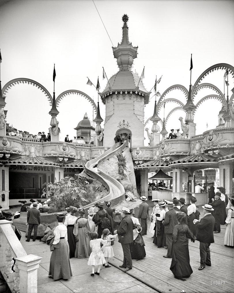 Helter-Skelter: 1905