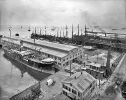 Pier 4: 1905